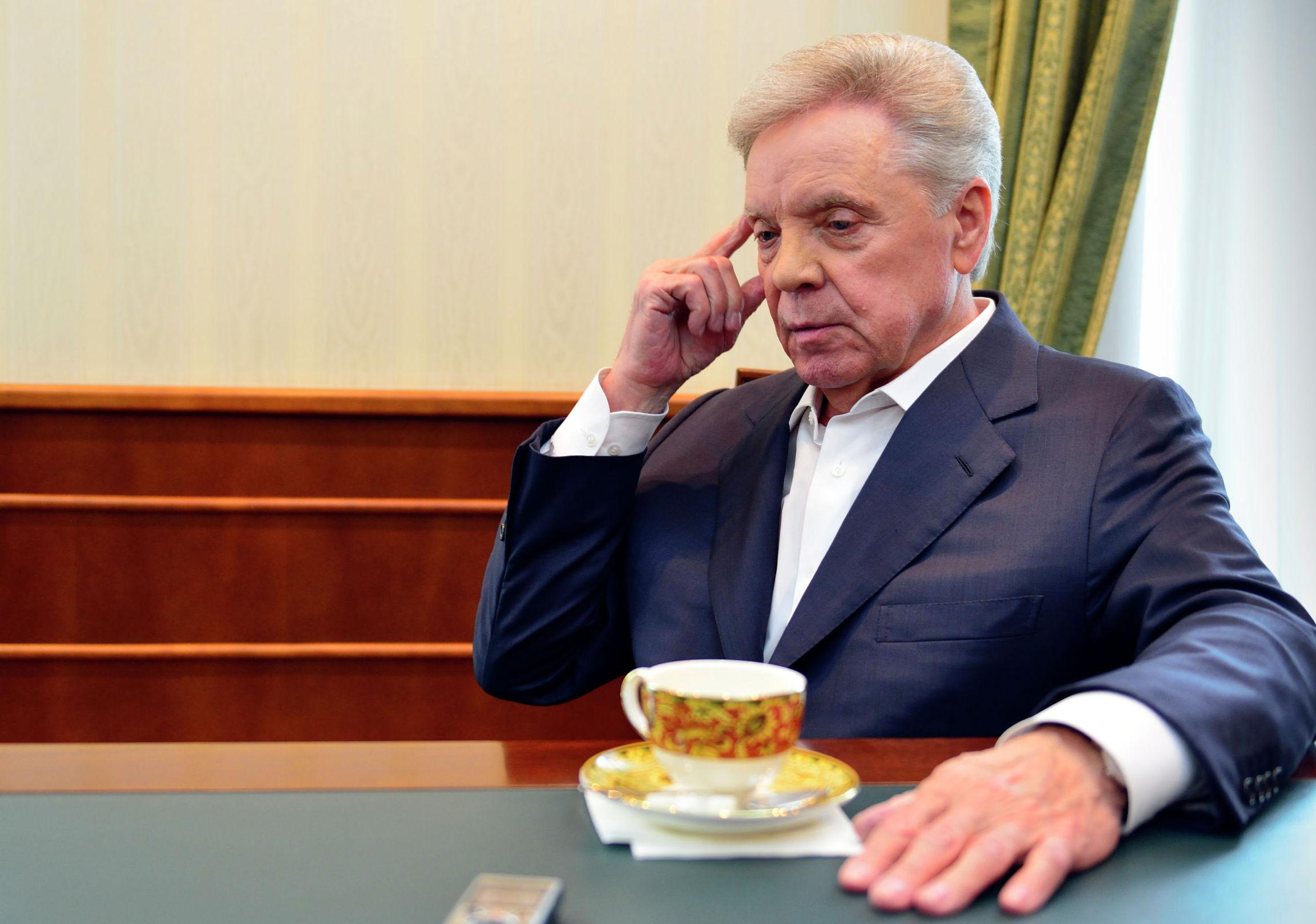 Командующий 40-й армией генерал-полковник Борис Громов