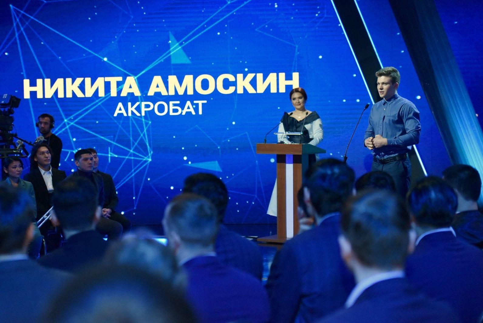 проекта 100 новых лиц Казахстана