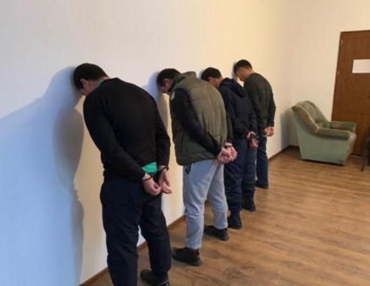 Задержание жители Туркестанской области, подозреваемых в пропаганде терроризма и возбуждении религиозной розни