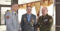 Вручение медалей в честь 30-летия вывода советских войск из Афганистана