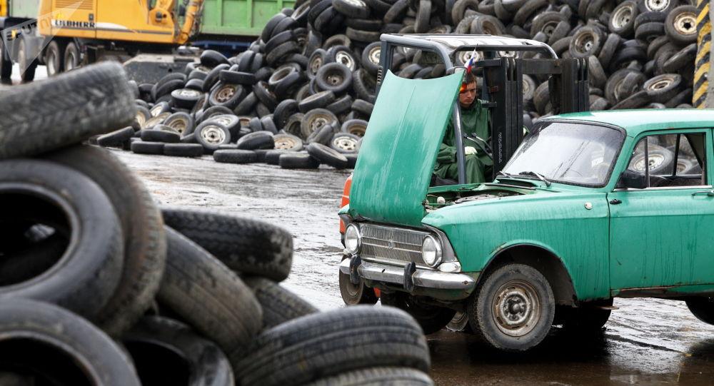 Утилизация старых автомобилей 2019