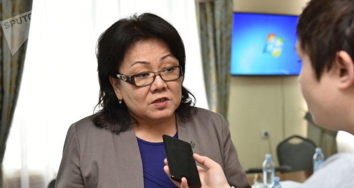 Судья Верховного суда Казахстана Улболсын Сулейменова