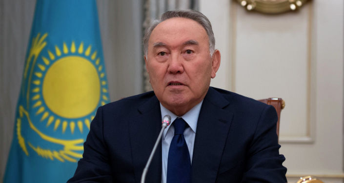 Нурсултан Назарбаев выступил с заявлением