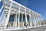 Здание театра Астана Балет
