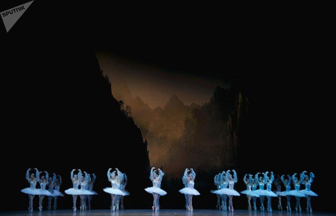 Балет Баядерка в постановке Астана Опера