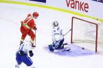 Хоккейный матч Куньлунь – Барыс