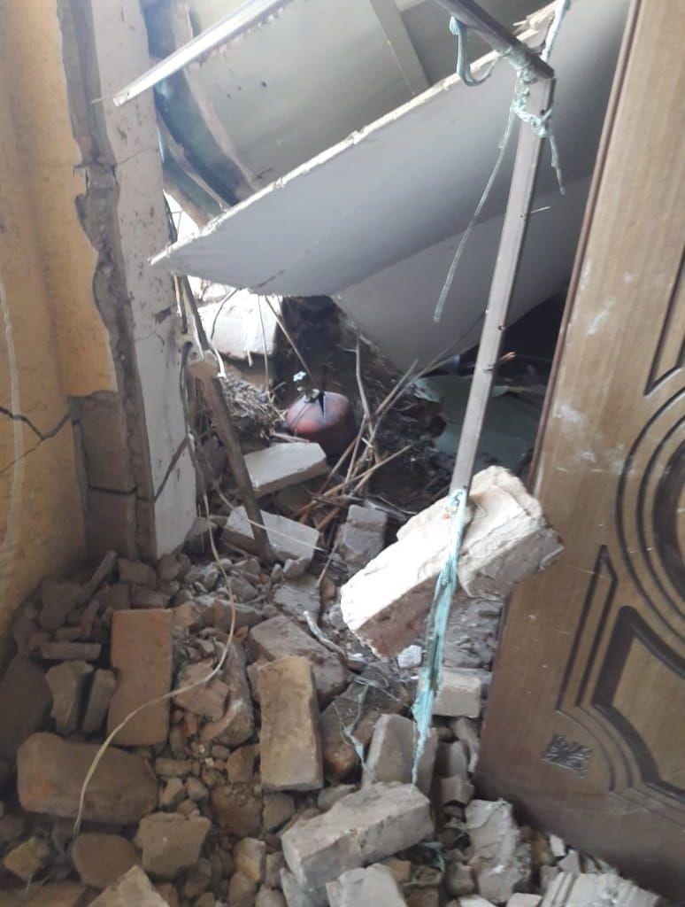 В пригороде Кызылорды произошел взрыв газа: пострадали две женщины