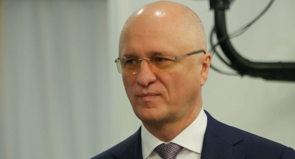 Министр индустрии и инфраструктурного развития Казахстана Роман Скляр