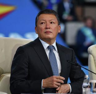 Тимур Кулибаев