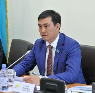 Берік Оспанов