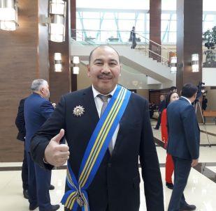 Олимпиада чемпионы Ермахан Ибрайымов
