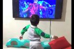 Малыш обалденно танцует под хит Майкла Джексона - видео