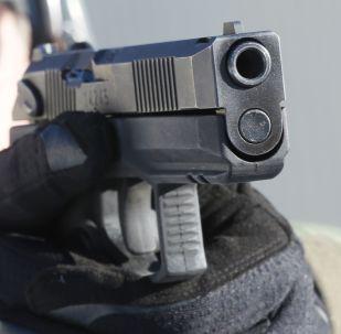 Презентация нового пистолета Удав