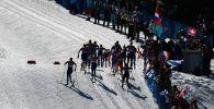 Чемпионат мира по лыжным видам спорта в австрийском Зеефельде
