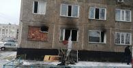 Взрыв в жилом доме в Павлодаре