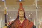 В Музее современной истории России открылась казахстанская выставка Золото Великой степи