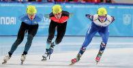 Мужская команда по шорт-треку принесла Казахстану еще одну медаль на Универсиаде-2019