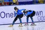 Женская команда по шорт-треку стала третьей на Универсиаде-2019