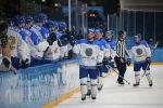 Сборная Казахстана по хоккею с шайбой на Универсиаде-2019