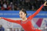 Казахстанская фигуристка Элизабет Турсынбаева на XXIX Всемирной зимней Универсиаде 2019