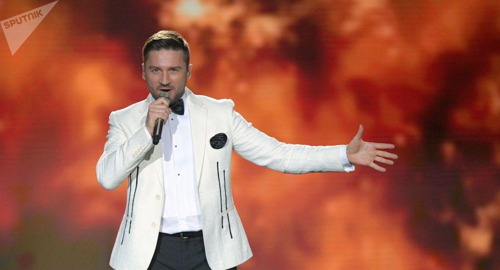Сергей Лазарев представил русскую версию песни Scream