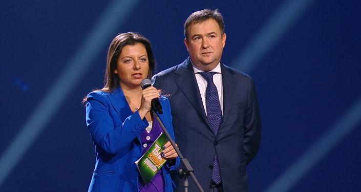 Маргарита Симоньян: Конкурс Ты супер! меняет жизни людей