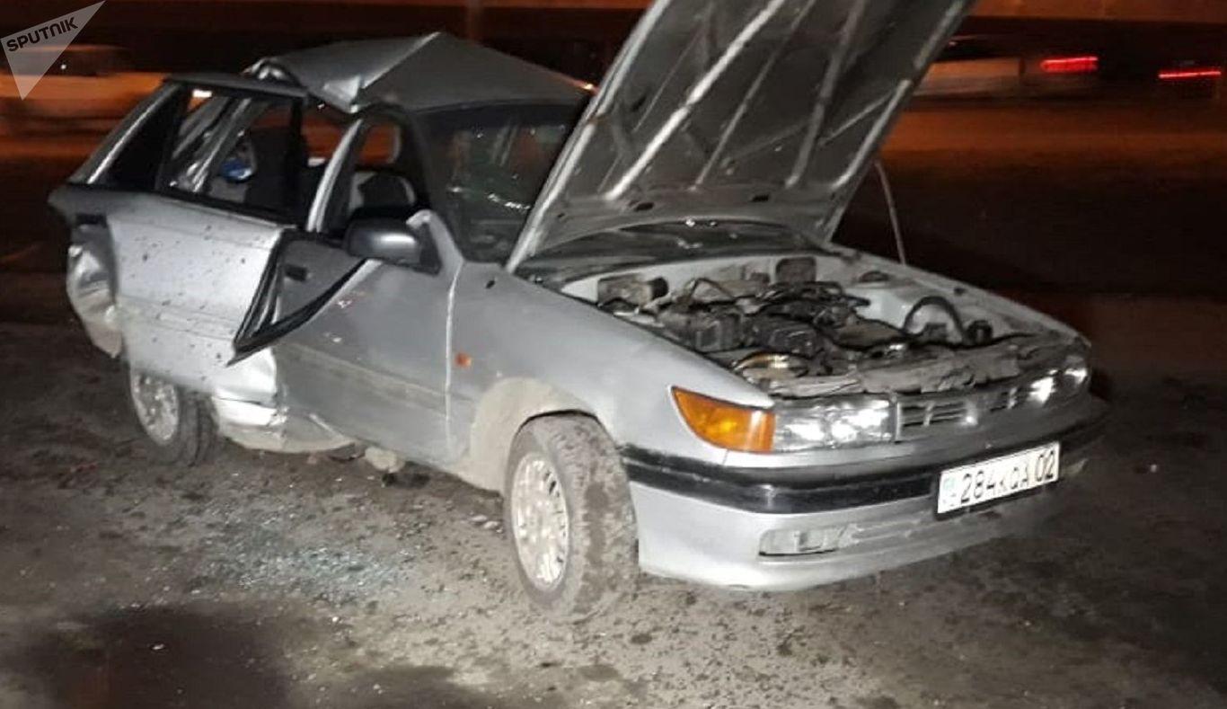 Автомобили сильно деформировало, восстановлению не подлежат