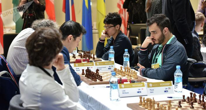 Командный чемпионат мира по шахматам