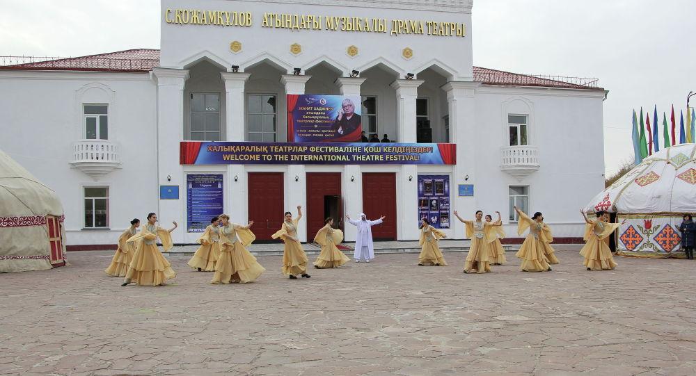 Серке Қожамқұлов атындағы Жезқазған қазақ музыкалық драма театры