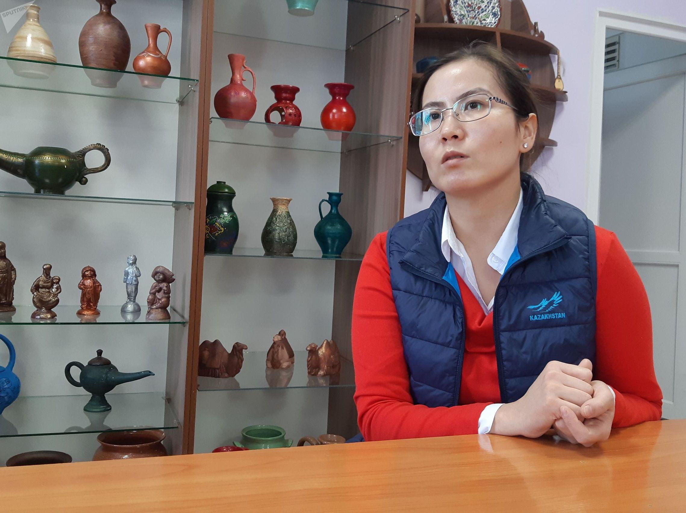 Исполнительный директор общественного объединения инвалидов Независимая жизнь ДОС Карлыгаш Тынабекова