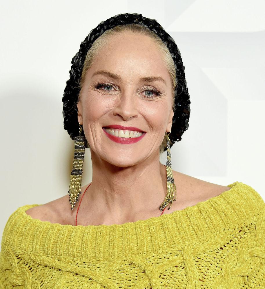 Актриса Шэрон Стоун