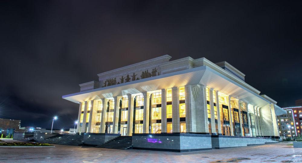 Бикен Римова атындағы Талдықорған драма театры
