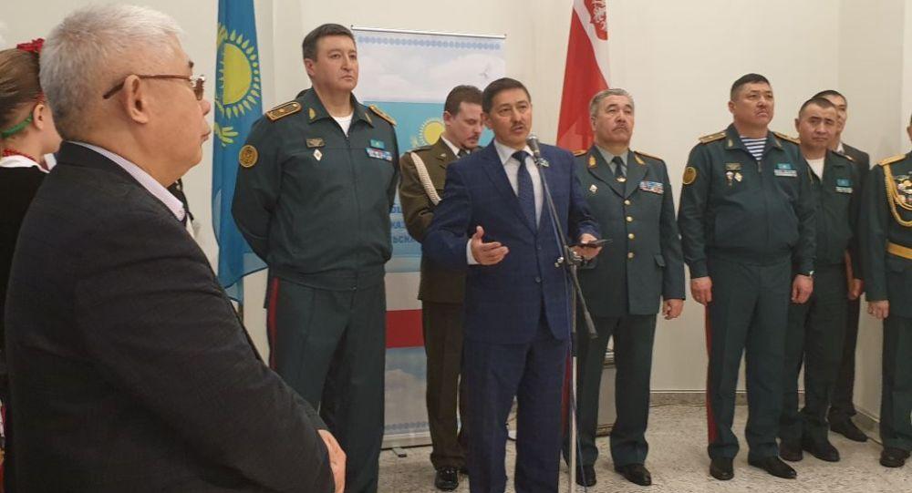 Мәжіліс депутаты Абай Тасболатов қазақ сарбазының ерлігін баяндады