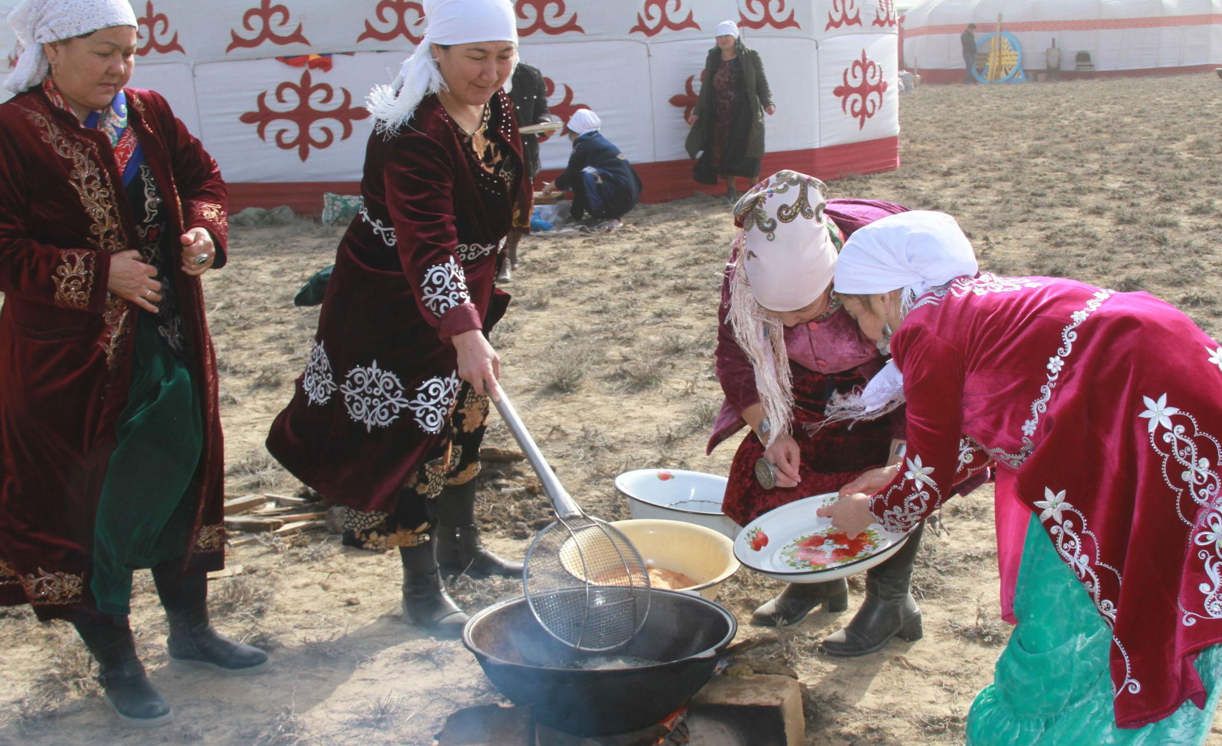 Праздник Амал отмечают на западе Казахстана