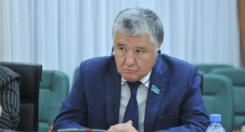 Депутат сената Даурен Адильбеков