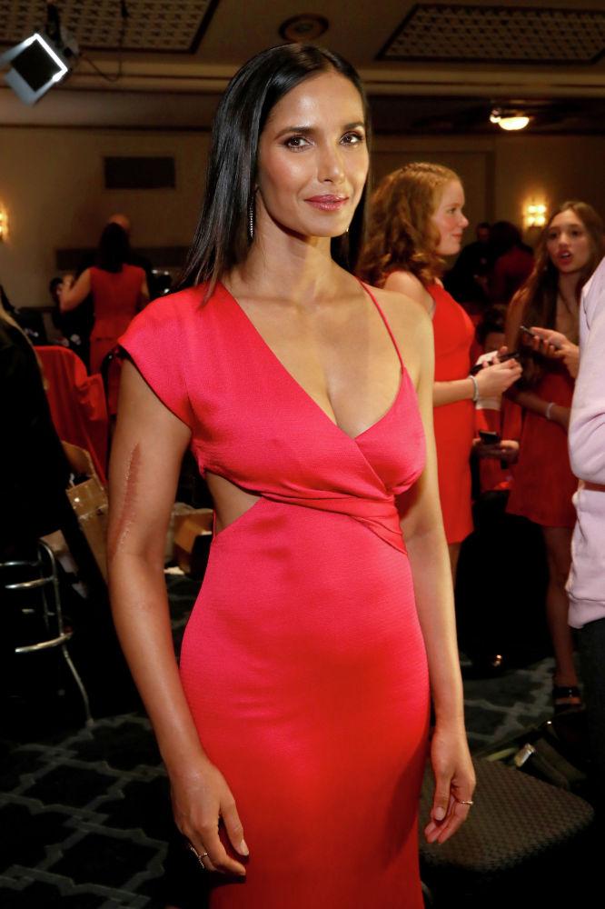 Американская телеведущая индийского происхождения, актриса и модель Падма Лакшми