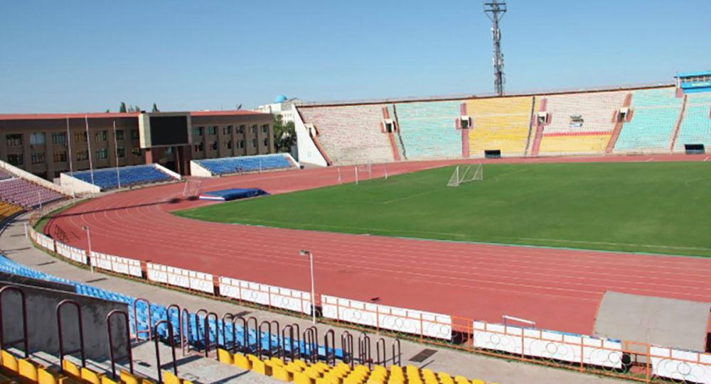 Центральный стадион имени Кажымукана