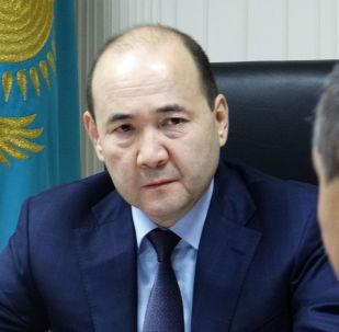 Генеральный прокурор Казахстана Гизат Нурдаулетов