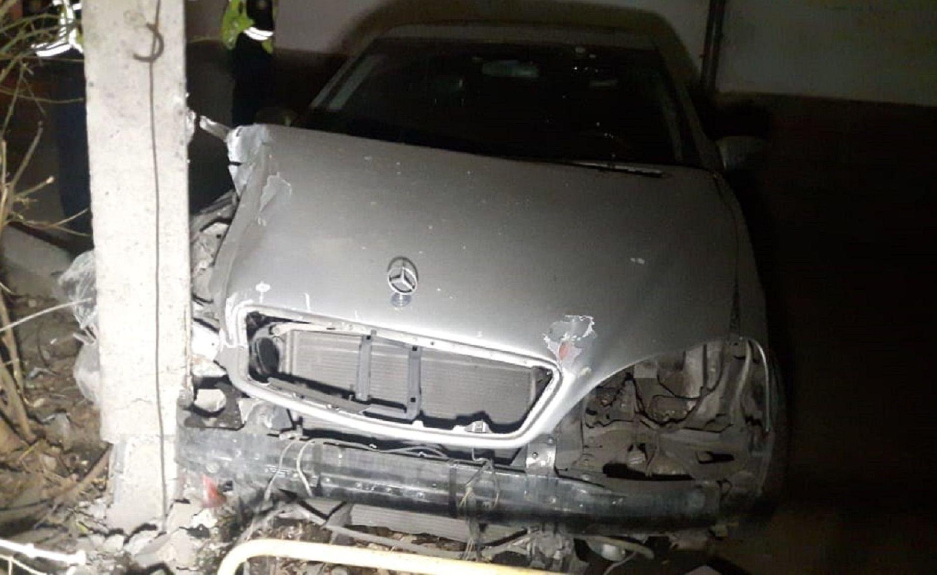 ДТП произошло на пересечении улиц Сейфуллина - Акан Серы