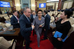 Дарига Назарбаева Спикер Сената