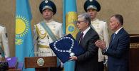 Церемония принесения присяги президентом Республики Казахстан