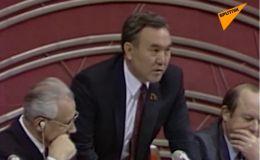 Эпоха Назарбаева: 30 лет президентства в одном видео