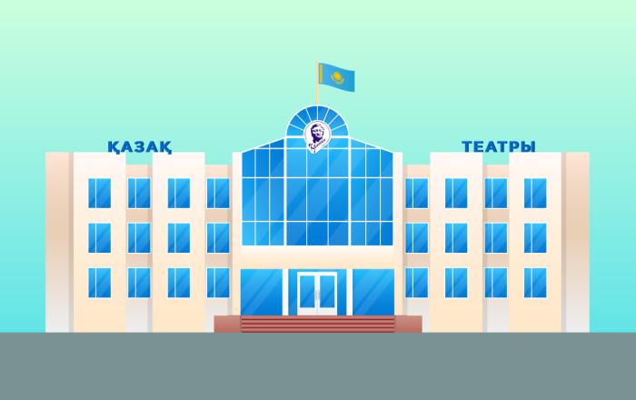 Казахский музыкально-драматический театр им. К.Куанышбаева