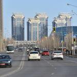 Астана көшесі