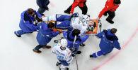 Игрок хоккейного клуба Барыс Валерий Орехов получил травму