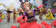 Наурыз в Туркестане