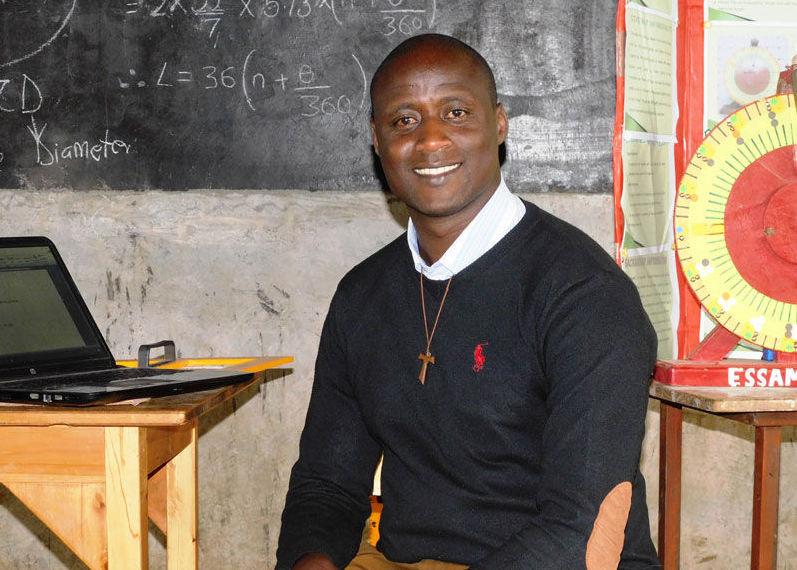 Учитель года 2018 - кенийский педагог Питер Табичи