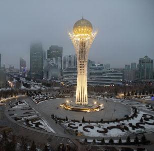 Города мира. Нур-Султан