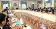 Қасым-Жомарт Тоқаев Ақордада әкімдермен кездесті
