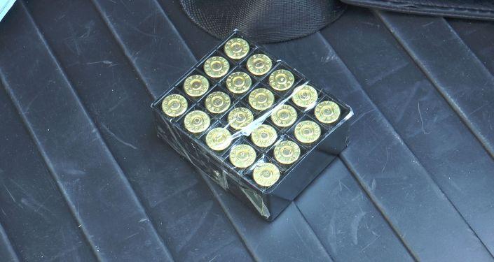 Патроны к травматическому пистолету